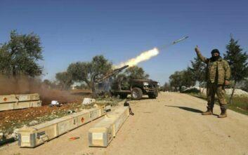 Το συριακό καθεστώς οδεύει στην Ιντλίμπ