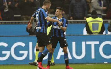 Serie A: Η Ίντερ νίκησε με ανατροπή την Μίλαν και πάτησε κορυφή
