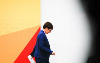 Έκτακτο συνέδριο του CDU για την εκλογή νέου αρχηγού