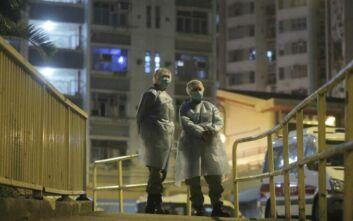 Κορονοϊός: Οι νεκροί ξεπερνούν τους 1.000 - Η κινεζική οικονομία ασθμαίνει