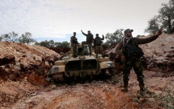 Πομπέο για Συρία: Πρέπει να σταθούμε στο πλευρό του νατοϊκού μας συμμάχου, της Τουρκίας