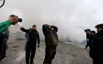 Συρία: Μαχητές σκοτώθηκαν σε αεροπορικές επιδρομές που εξαπέλυσε «πιθανόν» το Ισραήλ