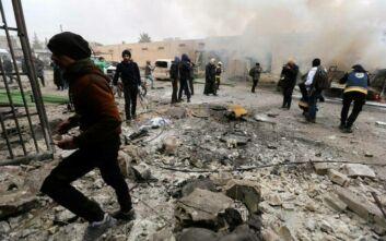 Οκτάι: Η Τουρκία είναι αποφασισμένη να σταματήσει τη συριακή προέλαση στην Ιντλίμπ