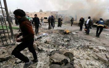 Νεκρός Τούρκος στρατιώτης από βομβαρδισμό στην Ιντλίμπ