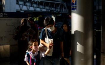 Ακόμα ένα κρούσμα του κορονοϊού επιβεβαίωσε η Ταϊλάνδη