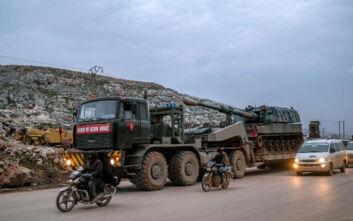 Ιντλίμπ: Δύο Τούρκοι στρατιώτες σκοτώθηκαν από επίθεση των συριακών δυνάμεων