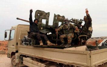 Η Ευρώπη ζητά από το συριακό στρατό να σταματήσει την επιχείρηση στην Ιντλίμπ
