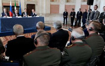 Λουίτζι Ντι Μάιο: Η μόνη δυνατή οδός για την επίλυση της λιβυκής κρίσης είναι εκείνη της πολιτικής