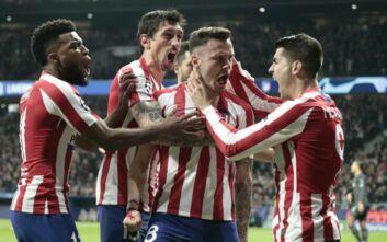 Champions League: Τον πρώτο λόγο η Ατλέτικο, 1-0 την Λίβερπουλ