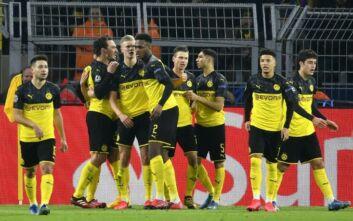 Champions League: Τρομερός Χάαλαντ και προβάδισμα η Ντόρτμουντ
