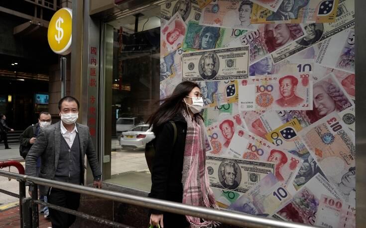 Αγωνία από τους οικονομολόγους: Κίνδυνος παγκόσμιας χρηματοπιστωτικής κρίσης λόγω κορονοϊού