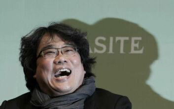 Ο Μπονγκ Τζουν-χο με τα «Παράσιτα» σάρωσε τα Όσκαρ, όμως άλλο ήταν αυτό που τον έκανε πραγματικά χαρούμενο