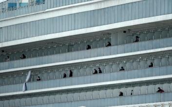 Ανοιχτά της Χιλής κρουαζιερόπλοιο με 1.800 επιβαίνοντες - Οι 42 έχουν συμπτώματα γρίπης