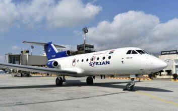 Άνοιξε και πάλι μετά το 2012 το διεθνές αεροδρόμιο στο Χαλέπι