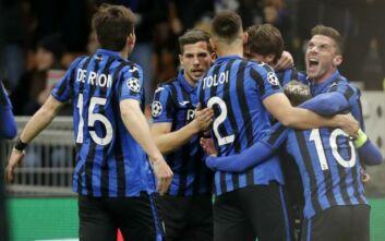 Champions League: Μαγική Αταλάντα διέλυσε την Βαλένθια