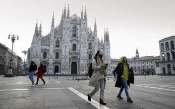 Μεγάλη αύξηση των νεκρών στην Ιταλία - Lockdown σε Νάπολη και Μιλάνο εισηγείται καθηγητής