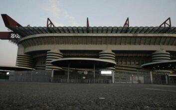 Ο κορονοϊός «χτυπά» και διοργανώσεις της UEFA, με κλειστές εξέδρες η Serie A