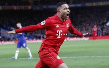 Champions League: Περίπατος της Μπάγερν στο Λονδίνο, 0-3 την Τσέλσι