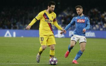 Κορονοϊός: Η UEFA σκέφτεται την αναβολή των Champions League και Europa League