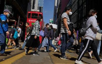 Το Χονγκ Κονγκ δίνει λεφτά στους κατοίκους του λόγω κορονοϊού