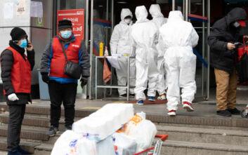 Κορονοϊος: Έφτασαν τους 2.788 πλέον οι νεκροί στην Κίνα