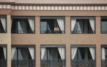 Κορονοϊός: Έληξε η καραντίνα για τους 130 επισκέπτες σε ξενοδοχείο της Τενερίφης