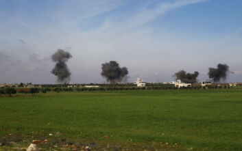 Ισραήλ: Μαχητικά αεροσκάφη στοχοθέτησαν στρατιωτικούς στόχους στη Συρία