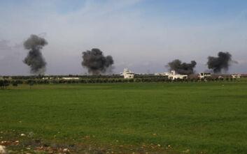 Έκρηξη στην Ιντλίμπ στη διάρκεια ρωσοτουρκικής περιπόλου