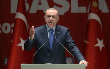 Κάλεσμα Ερντογάν για εθελοντική καραντίνα λόγω κορονοϊού