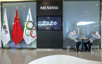 Κορονοϊός: Ακυρώνεται η συμμετοχή παιδιών από την Ιαπωνία στην τελετή παράδοσης της Ολυμπιακής Φλόγας