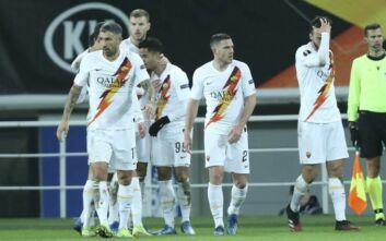 Europa League: Πρόκριση για Λεβερκούζεν και Ρόμα