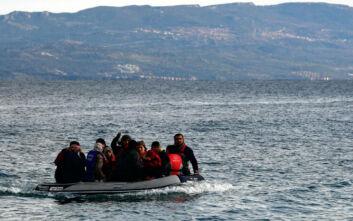 Σε τρεις μέρες πέρασαν 133 μετανάστες και πρόσφυγες στο ανατολικό Αιγαίο