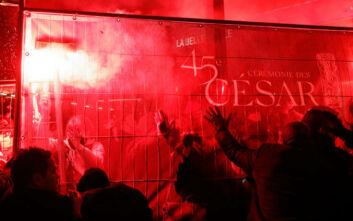 Φωτιές και συγκρούσεις για το «Κατηγορώ» του Πολάνσκι στα βραβεία Σεζάρ