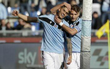 Serie A: Ανέβηκε στην κορυφή η Λάτσιο
