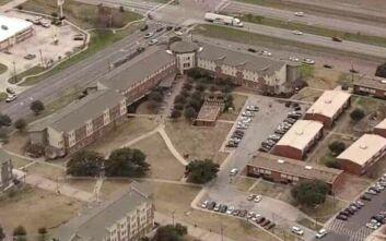 Αιματηρό επεισόδιο με πυροβολισμούς σε πανεπιστήμιο στο Τέξας