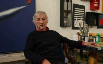 Έφυγε από τη ζωή ο γνωστός ζωγράφος Δημοσθένης Κοκκινίδης