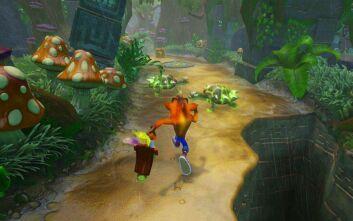 Διέρρευσαν εικόνες από το νέο Crash Bandicoot