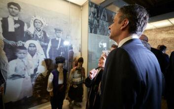 Κυριάκος Μητσοτάκης: Το Εθνολογικό Μουσείο Θράκης παράγει πολιτισμό ερμηνεύοντας το παρελθόν