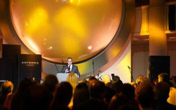 Κέφι, μουσική και περηφάνια στην κοπή της πρωτοχρονιάτικης πίτας του Ομίλου Antenna