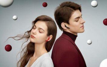 Τα κορυφαία ακουστικά της Huawei FreeBuds 3 τώρα και σε κόκκινο, το χρώμα του πάθους