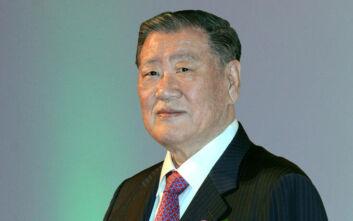 Κορυφαία Διάκριση για τον Πρόεδρο της Hyundai Motor
