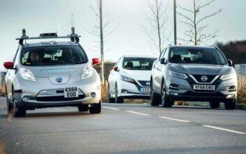 Το πρόγραμμα «HumanDrive» της Nissan για τα ηλεκτρικά οχήματα