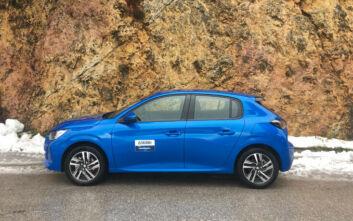 Οδηγούμε το Peugeot 208 1,2 Pure Tech 100 hp