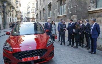 Μπαταρίες στην Ισπανία φτιάχνει η Ford