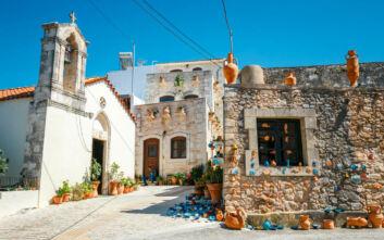 Ένα χωριό όνειρο στον Ψηλορείτη