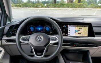 Golf με Voice Control: Ένα όχημα που ανταποκρίνεται στις φυσικές φωνητικές εντολές