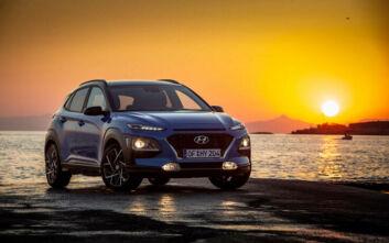Hyundai Kona Hybrid: Ενισχύεται η δημοφιλής γκάμα με SUV φιλικό προς το περιβάλλον
