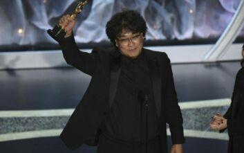 Όσκαρ 2020: Στο «Parasite» το βραβείο καλύτερης ξενόγλωσσης ταινίας