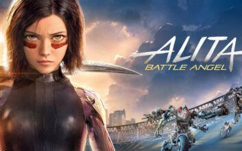 «Alita: Ο Άγγελος της Μάχης»