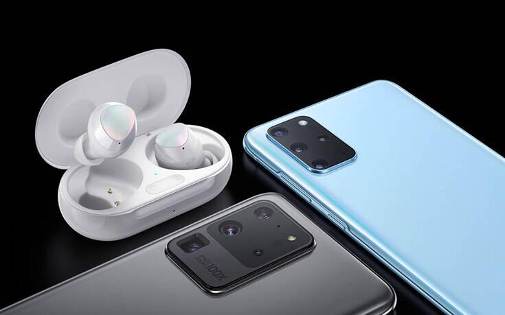 Τα νέα Samsung Galaxy S20, S20+ και S20 Ultra είναι διαθέσιμα για προπαραγγελία στη WIND